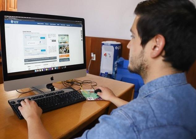 Ofrece SEFI citas para realizar trámites de Control Vehicular y plaque en Aguascalientes