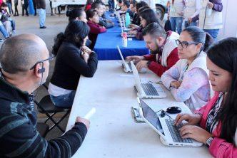 Municipio promueve vacantes para el Censo de Población y Vivienda