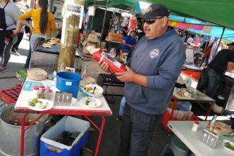 Protección Civil supervisa tianguis de Aguascalientes