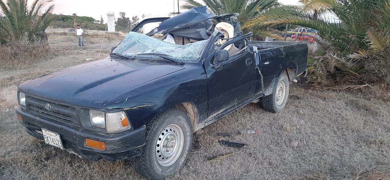Hombre fallece luego de ser chocado por un camión en Calvillo