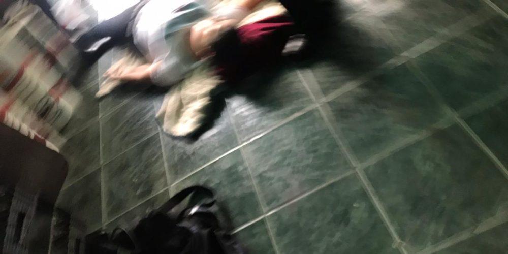 Policías auxilian a joven que ingirió 80 pastillas psicotrópicas en Aguascalientes