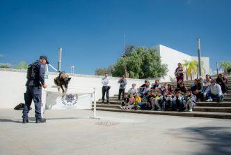Municipio de Aguascalientes capacita a integrantes de Comités del Buen Orden