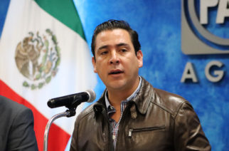 Llama PAN a coordinación entre cuerpos de seguridad en Aguascalientes