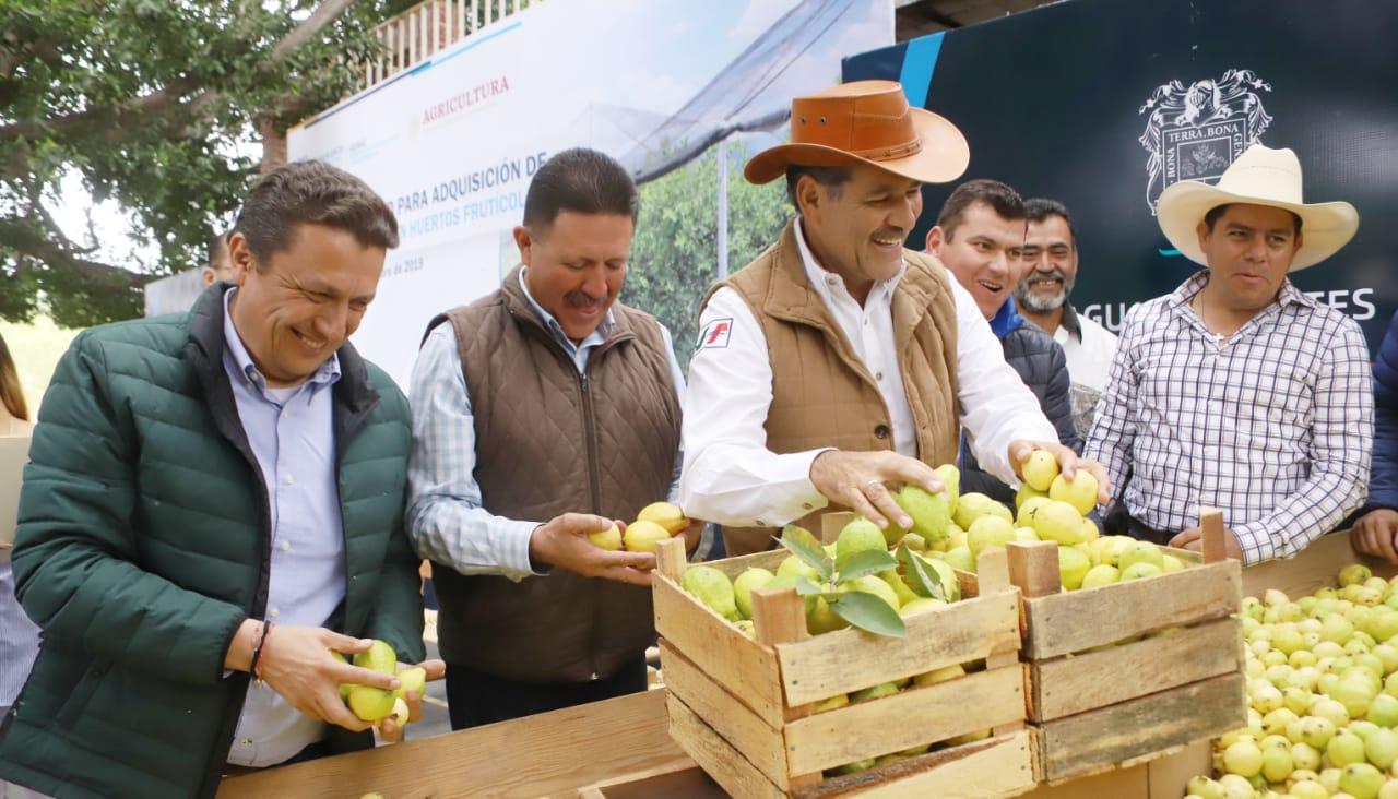 Pese a recortes, gobierno de Aguascalientes destinará más de 170 mdp al campo