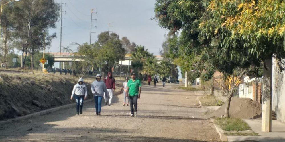 ISSEA vigila calidad del agua y alimentos en ruta de peregrinos a San Juan de los Lagos