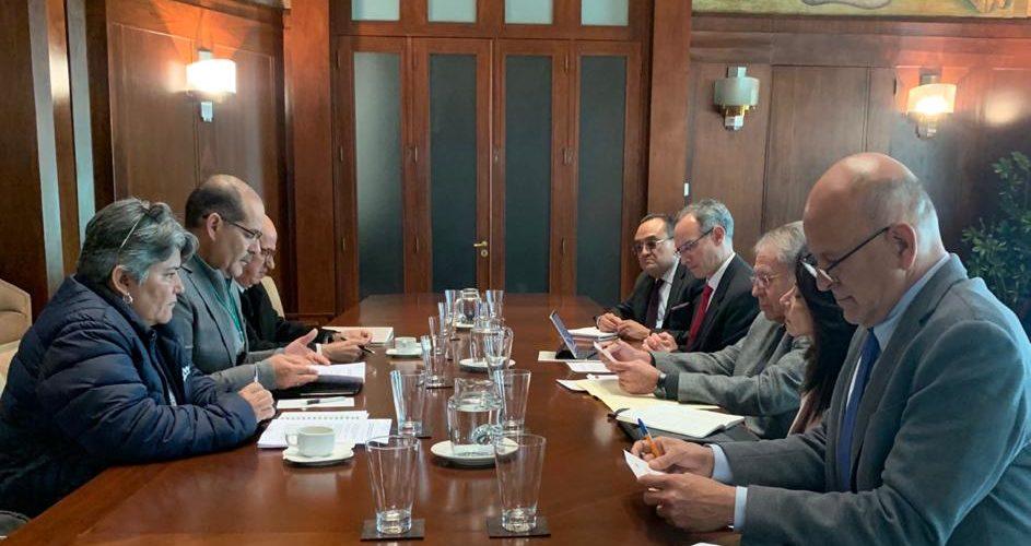 Se firmará convenio de colaboración, más no de adhesión al Insabi: MOS