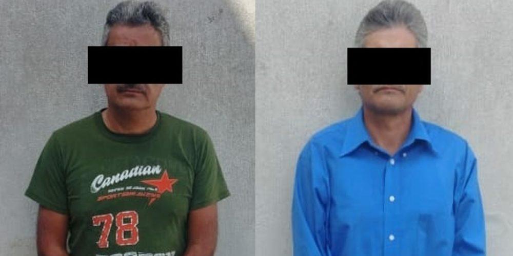 Detienen a Adán y a Javier por peleoneros en Aguascalientes