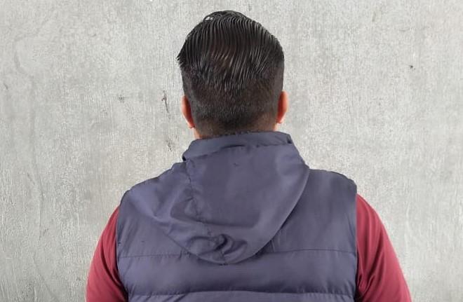 Detienen en Aguascalientes a Juan Carlos por no dar 'chivo' en Chiapas