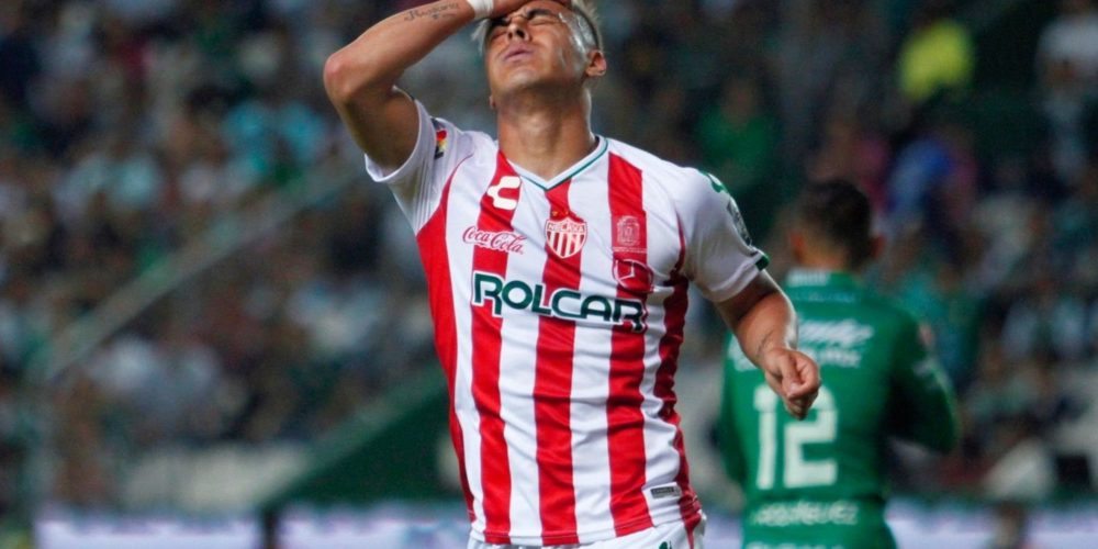 Necaxa habría ocultado dopaje de Brian Fernández en su paso por Aguascalientes