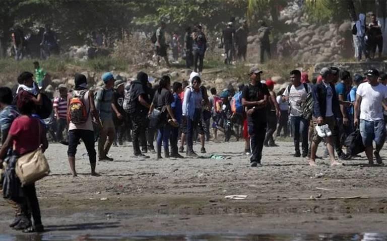 Guardia Nacional detuvo a 402 inmigrantes