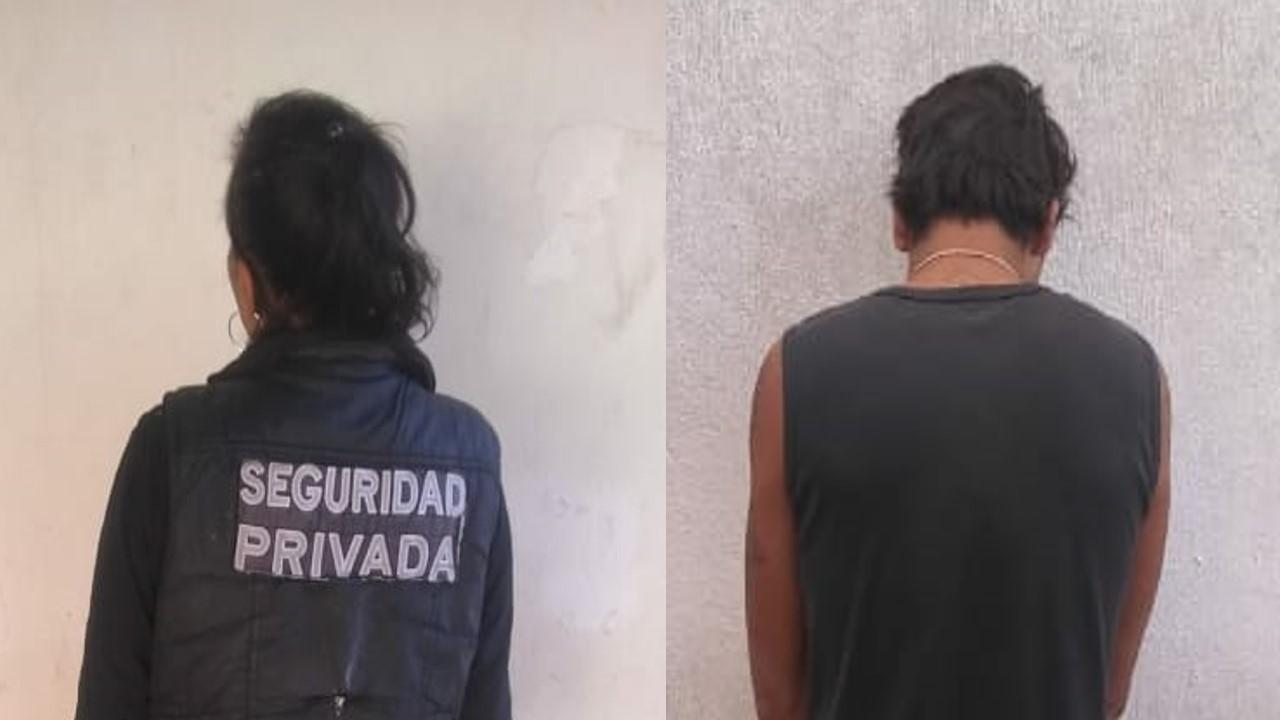 Detienen a Celestina y Celedón por ratas y destroyers en Aguascalientes