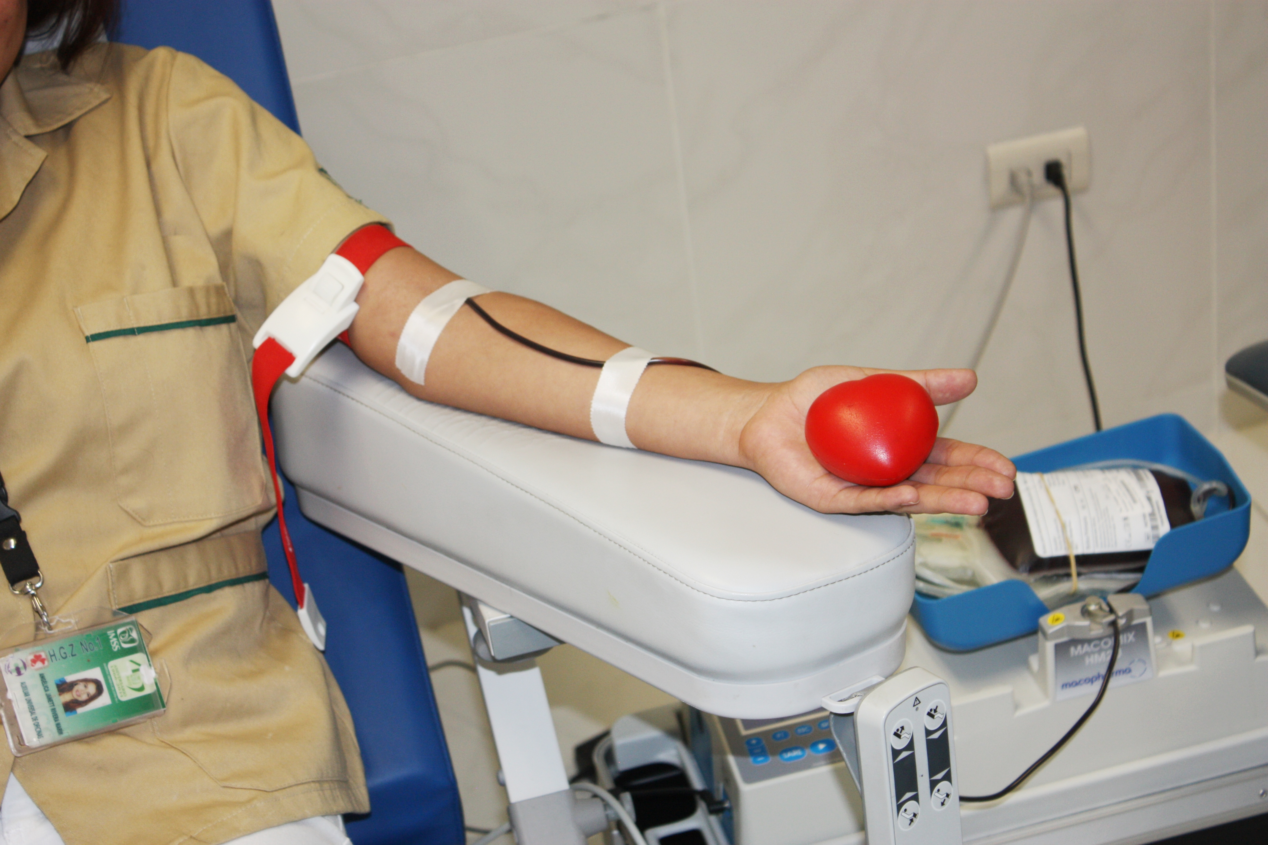 Invita IMSS a donar sangre en Aguascalientes