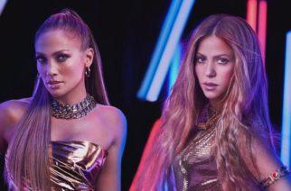 Presentan nuevo póster de Shakira y JLo para el Super Bowl