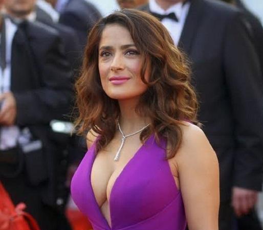 Salma Hayek será presentadora en la entrega de los Globos de Oro 2020