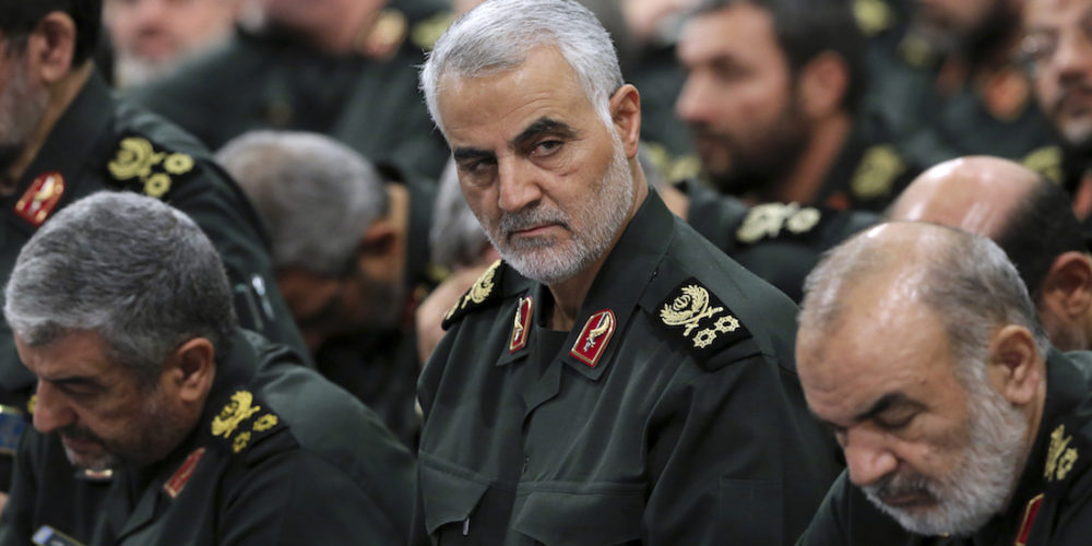 EU mata a general de Irán y crece tensión entre ambas naciones