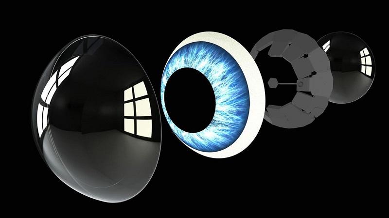 Crean lentes de contacto con realidad aumentada