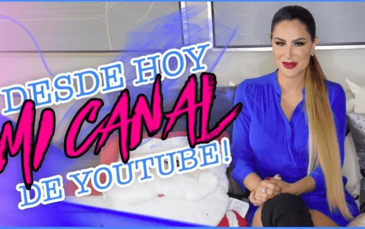 Ninel Conde ahora será Youtuber