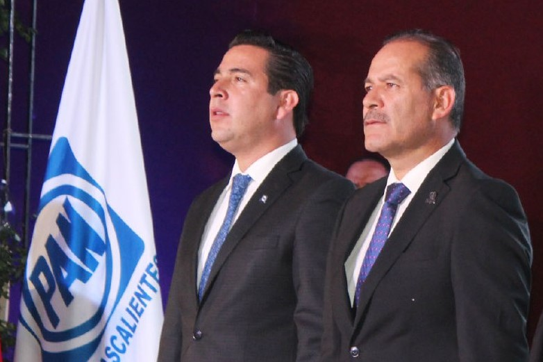 AN respalda a Orozco que rechazó el INSABI en Aguascalientes