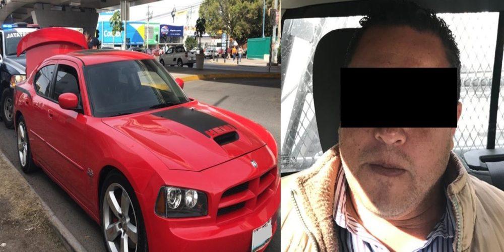 Policías detienen a jalisciense armado al sur de Aguascalientes