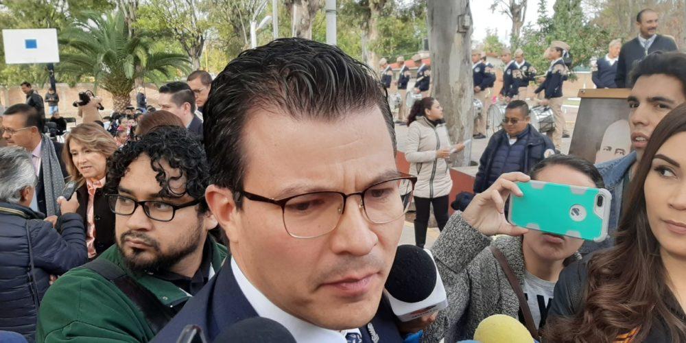 Avanza organización de la Feria de San Marcos en Aguascalientes a un 70%