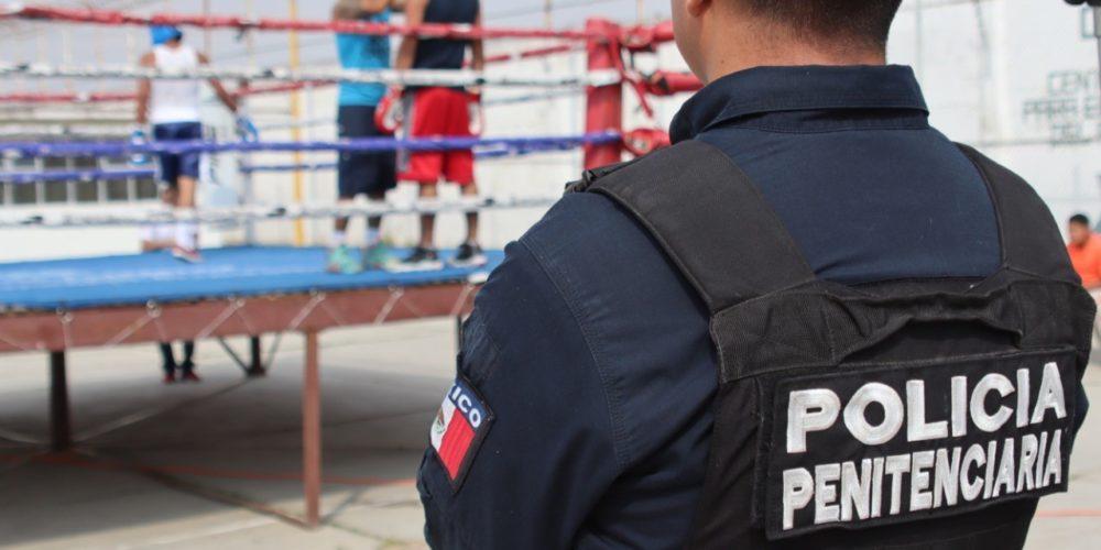 El CEDA fomenta el deporte entre jóvenes privados de su libertad