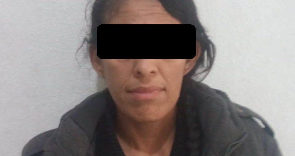 Una mujer con más de 20 gramos de mariguana fue detenida en Aguascalientes
