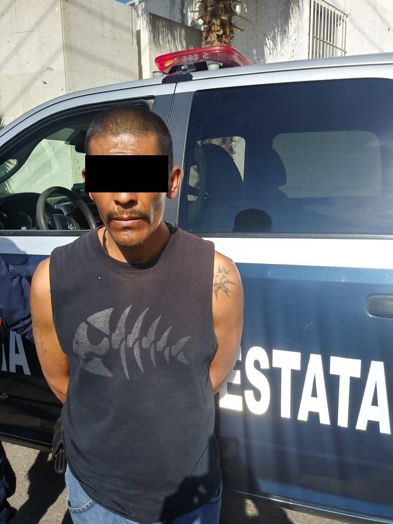 """Capturan a """"El Pepón"""", presunto distribuidor de drogas en Aguascalientes"""