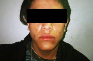 Cae por robo a una cooperativa en Aguascalientes