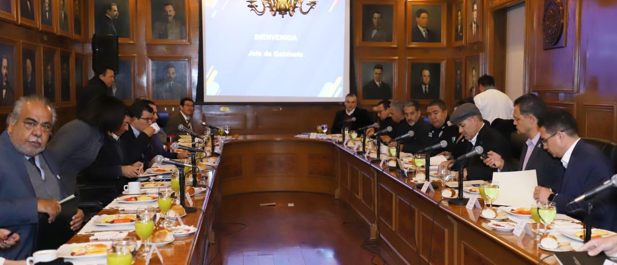 Economía, Educación, Movilidad y Seguridad son las prioridades para el gobierno de Aguascalientes