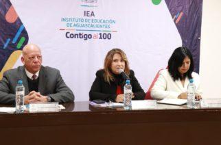 Anuncia IEA proceso de inscripciones para educación básica