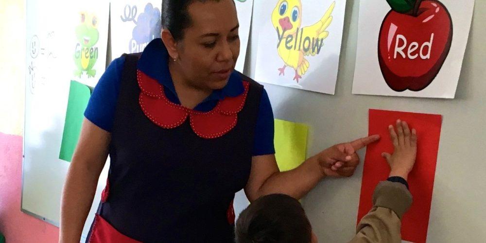 Lanza IEA convocatoria para enseñanza de inglés en preescolar y primaria