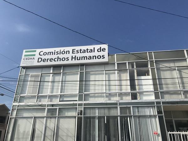 Reconoce Ombudsman que sede de CEDH ya no es funcional