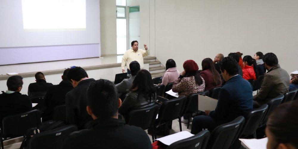 IEA capacita a docentes de educación media superior