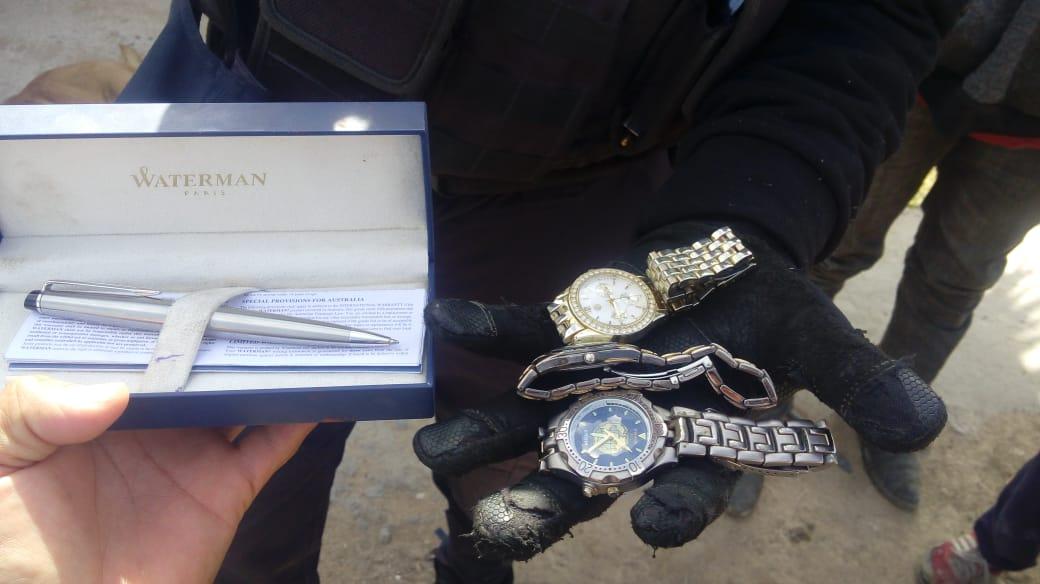 Mujer señalada por robo domiciliario fue detenida en el municipio de Jesús María, Aguascalientes