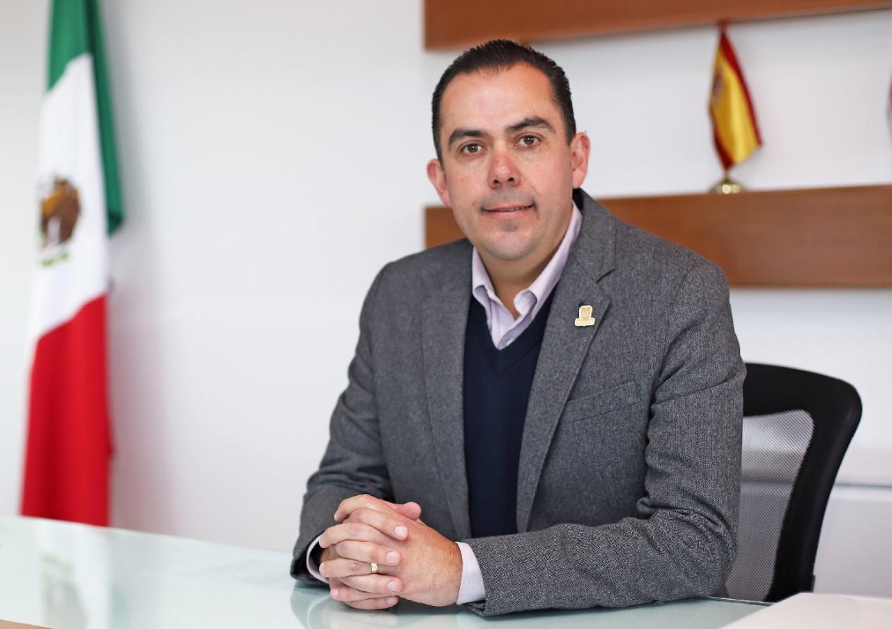 Asume funciones como titular de SEDEC Manuel Alejandro González Martínez