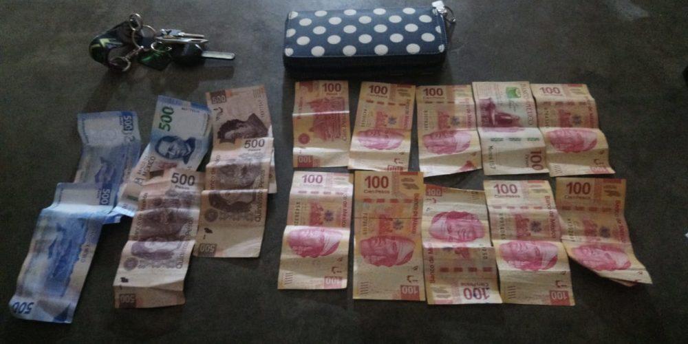 Detienen a pareja de ladrones en Cosío, Aguascalientes