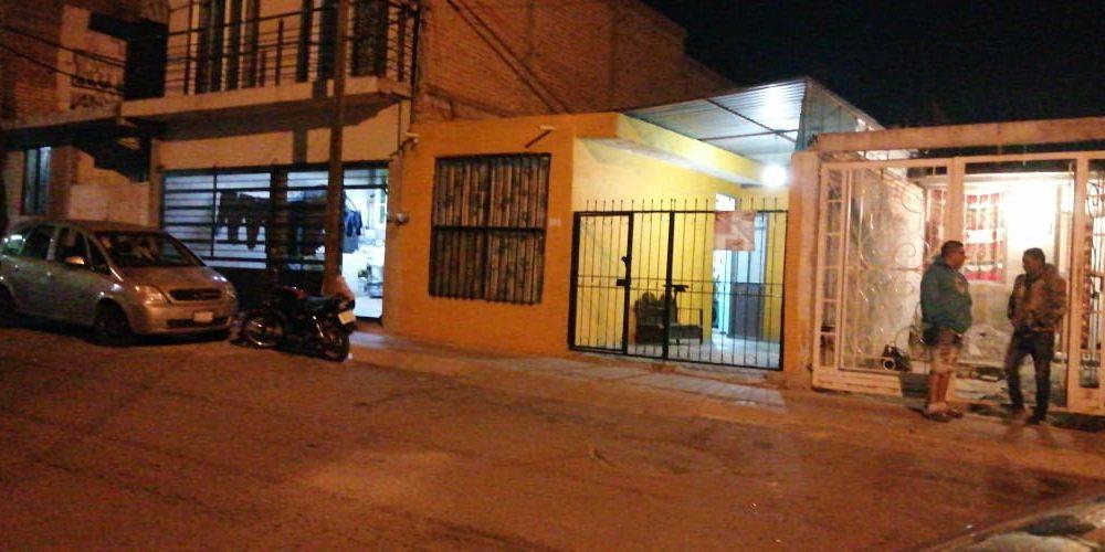 Intentan ejecutar a un hombre en el Guadalupe Peralta