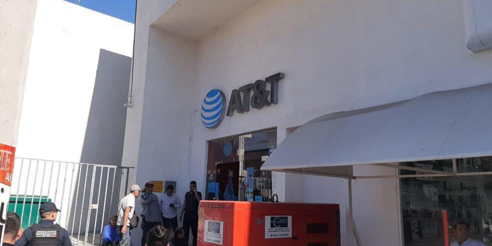 En menos de un mes roban por segunda vez tienda de celulares en Aguascalientes