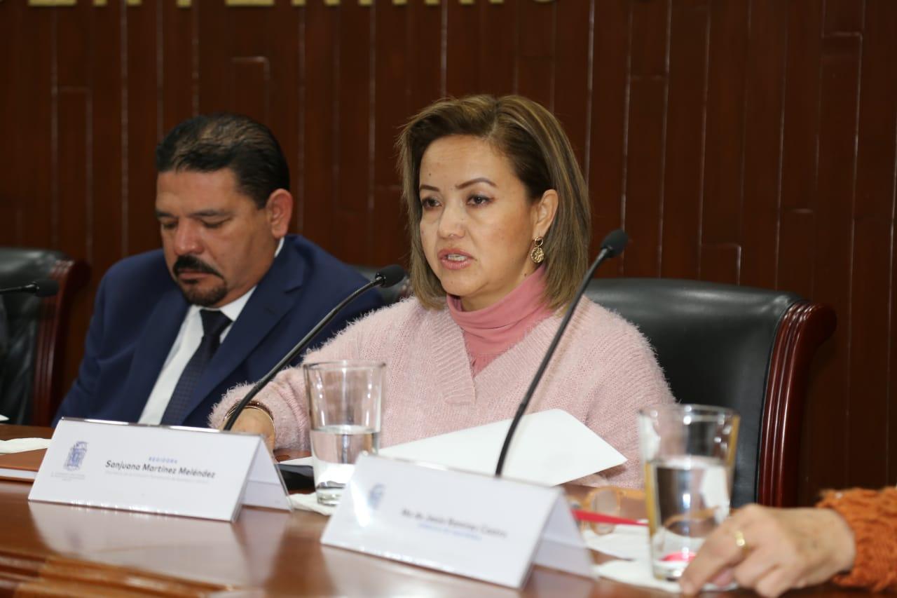 """""""Inconcebible"""" número de violencia contra la mujer en Aguascalientes: Martínez"""
