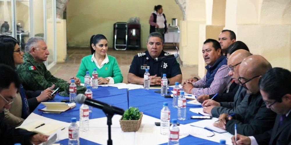 Trabajos del Comité para la Paz se trasladan a municipios del interior