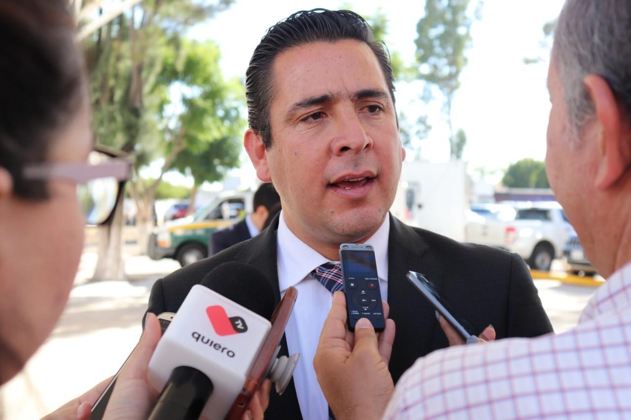 """""""Martín Orozco Sandoval está cumpliendo con la tarea para la cual fue electo"""": Báez"""