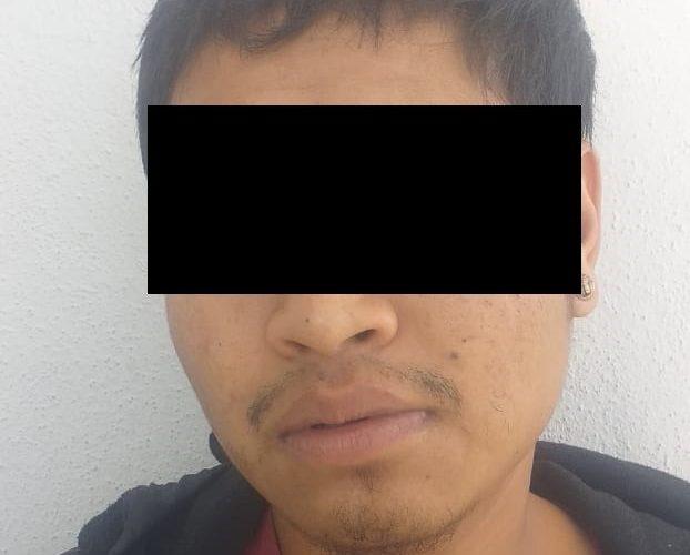 Cae distribuidor de drogas en Aguascalientes
