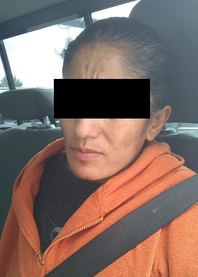 Mujer en posesión de droga crystal fue detenida en Aguascalientes