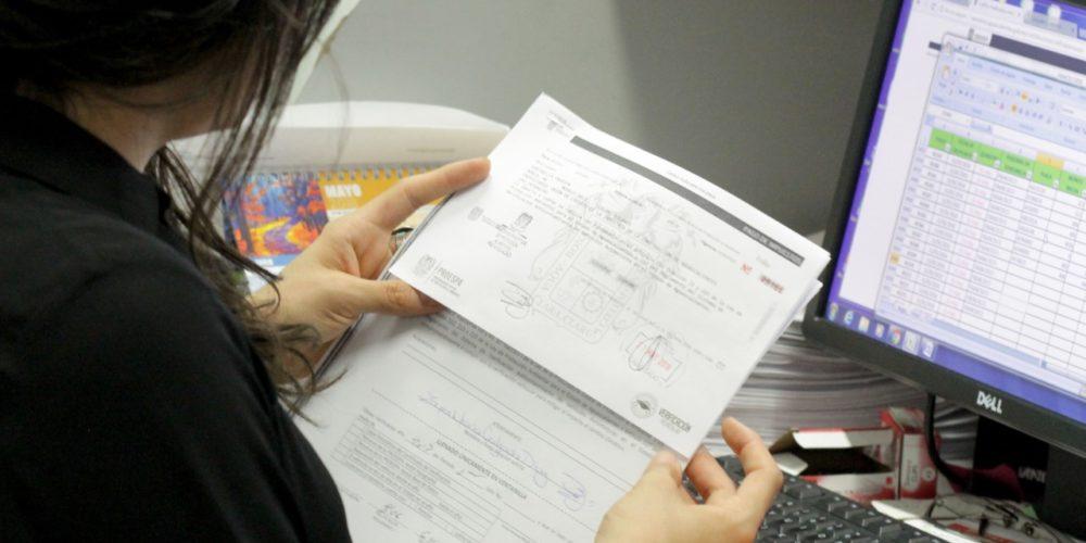 Proespa abrirá ventanilla especial para expedir boletas de calificación a rezagados en verificación