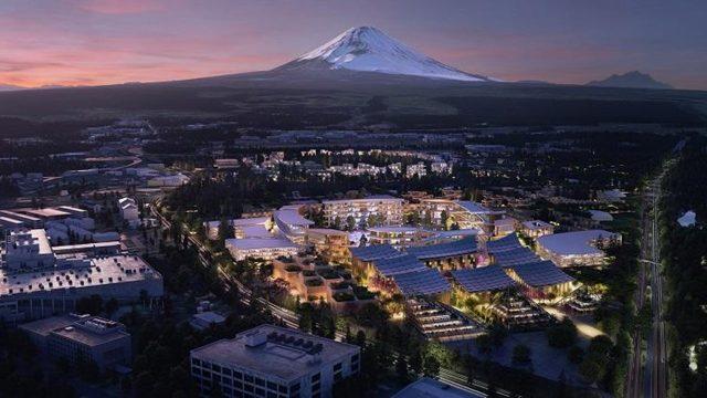 Toyota construirá el prototipo de ciudad futurista en Japón