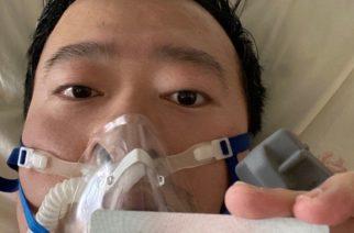 Muere médico chino que trató de alertar sobre el coronavirus
