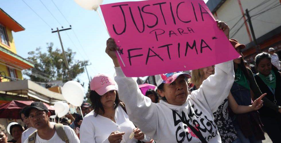 El asesinato y tortura de una niña de siete años dispara la ira en México