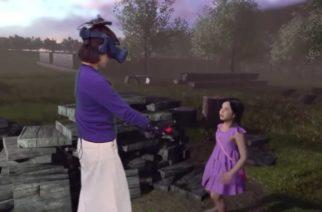 (VIDEO) Mujer se despide de su hija muerta gracias a la realidad virtual