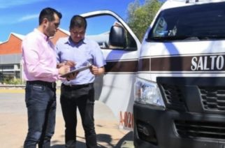 Pasan revista física y documental a combis en Aguascalientes