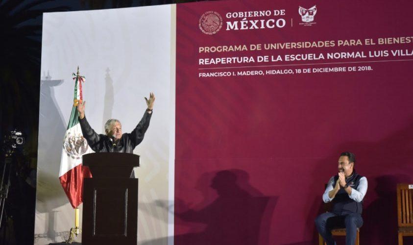 Sin reconocimiento de validez oficial de estudios las Universidades para el Bienestar